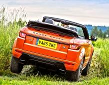 4x4 2016 PA 02 Range Rover Evoque Cabrio